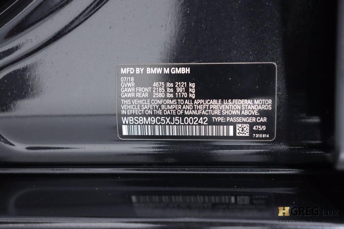 2018 BMW M3  #53