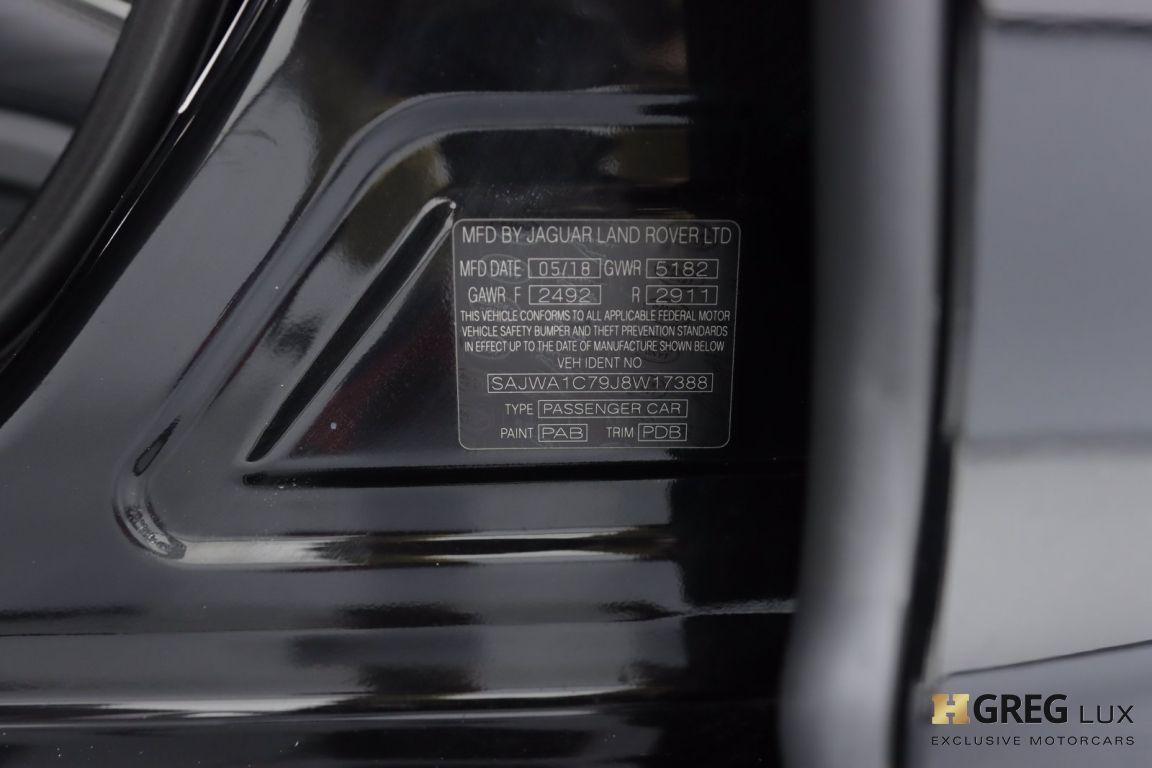 2018 Jaguar XJ XJ R-Sport #53
