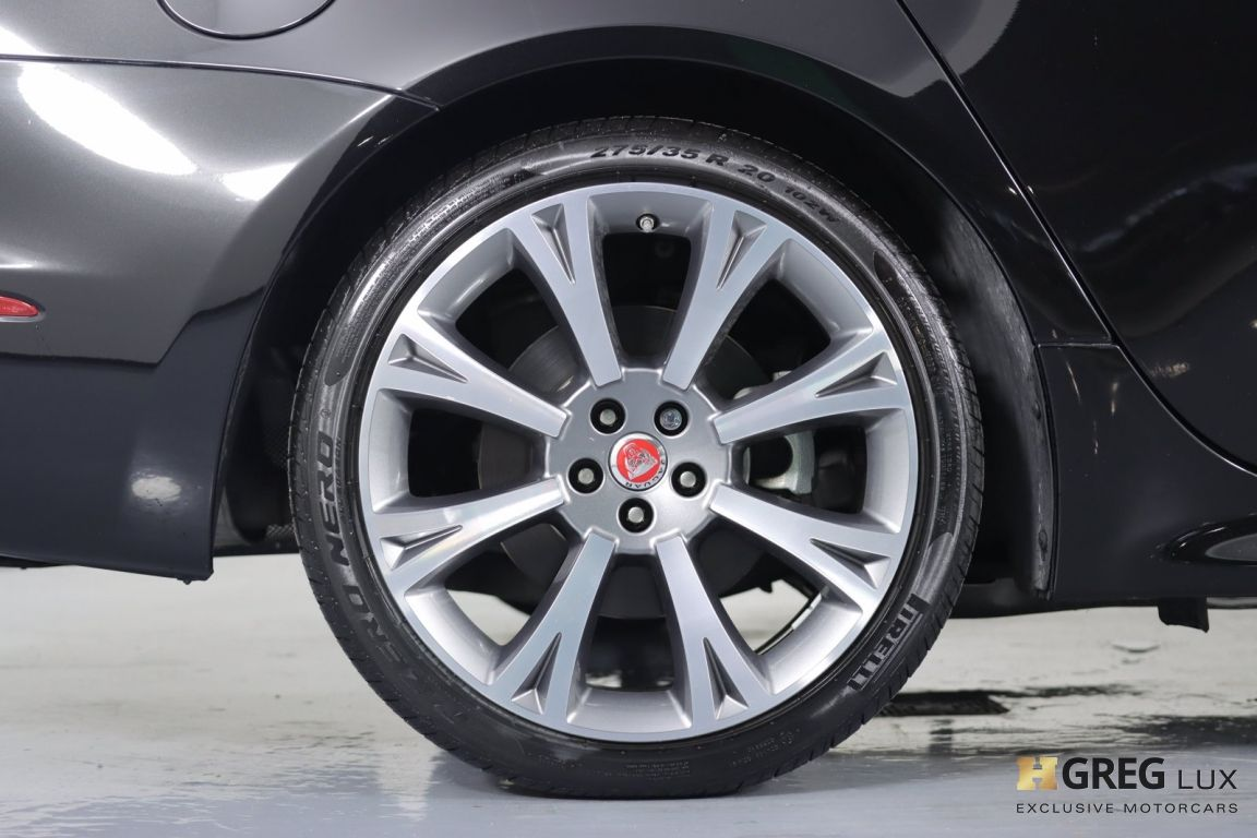 2018 Jaguar XJ XJ R-Sport #14
