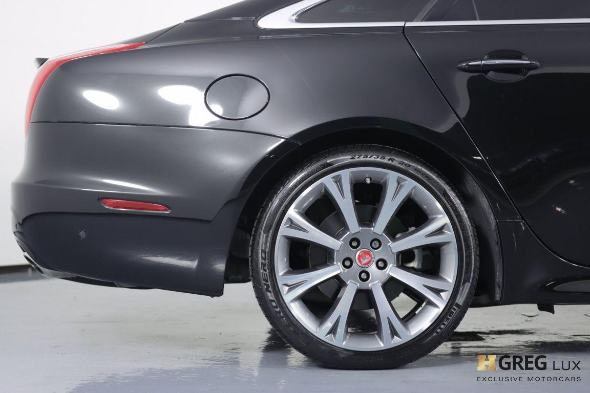 2018 Jaguar XJ XJ R-Sport #13