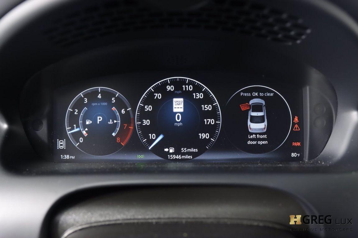 2018 Jaguar XJ XJ R-Sport #44