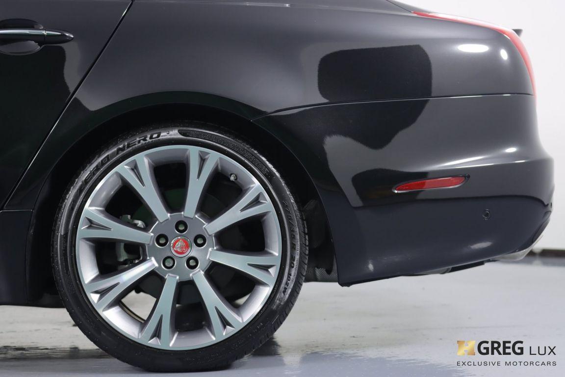 2018 Jaguar XJ XJ R-Sport #24