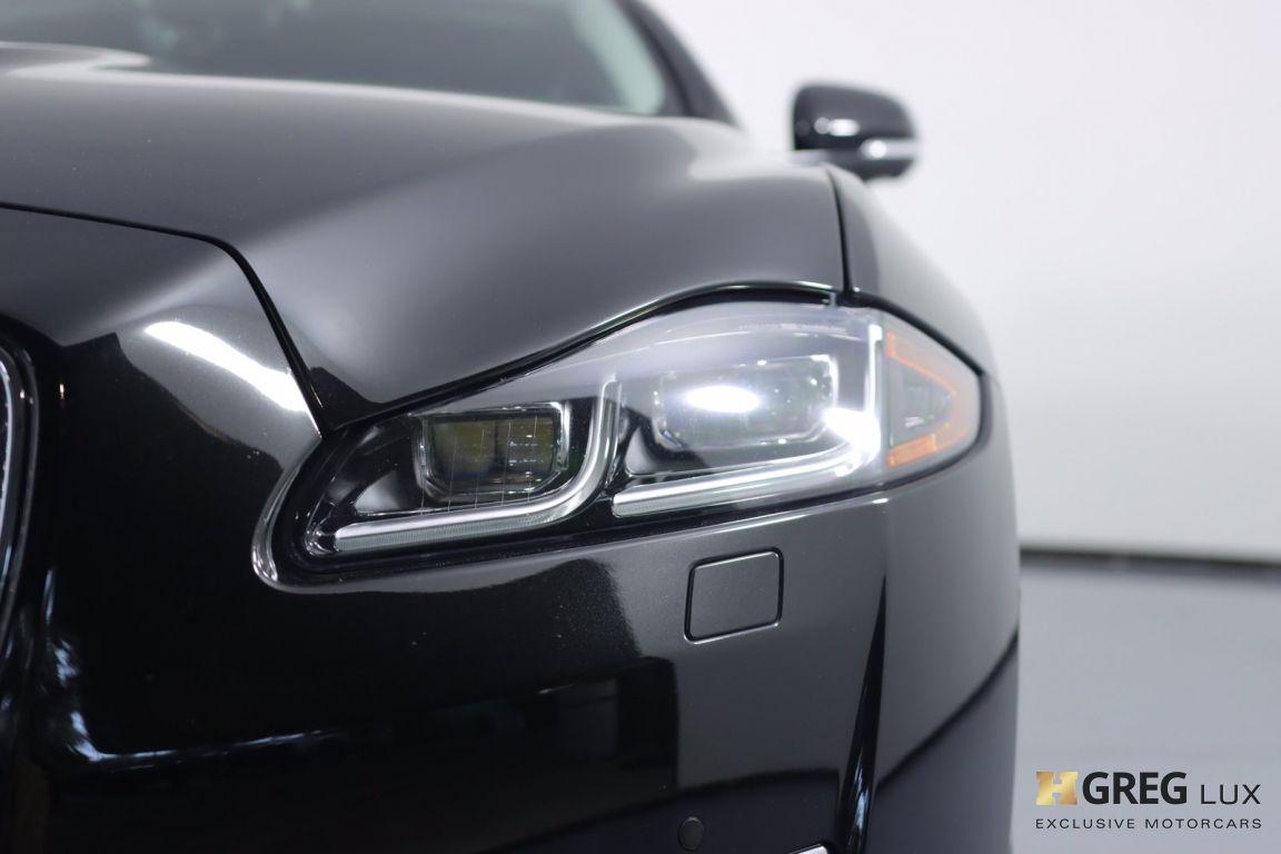 2018 Jaguar XJ XJ R-Sport #5