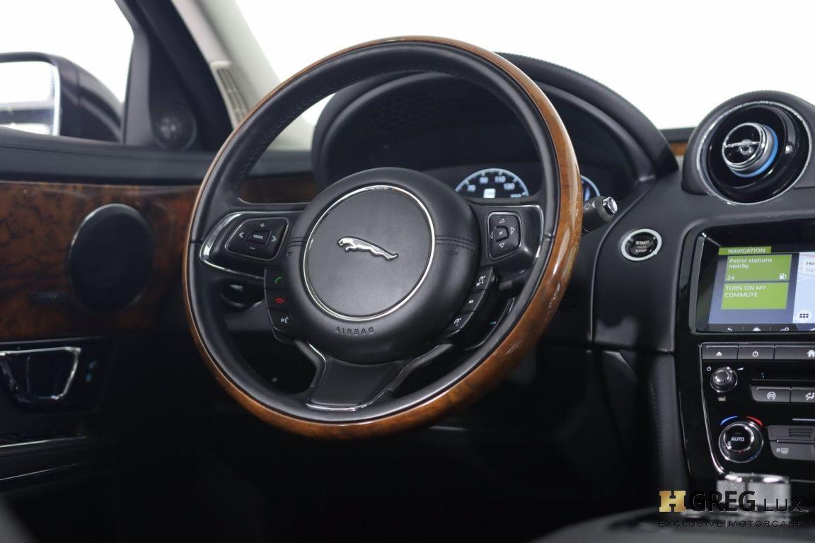 2018 Jaguar XJ XJ R-Sport #47