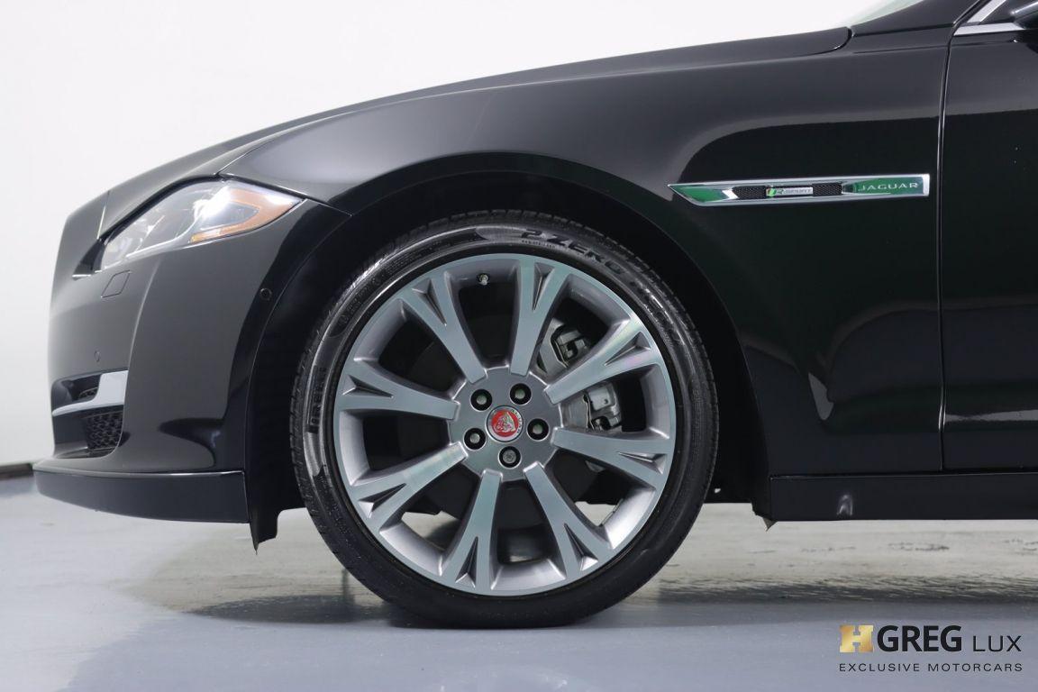 2018 Jaguar XJ XJ R-Sport #22