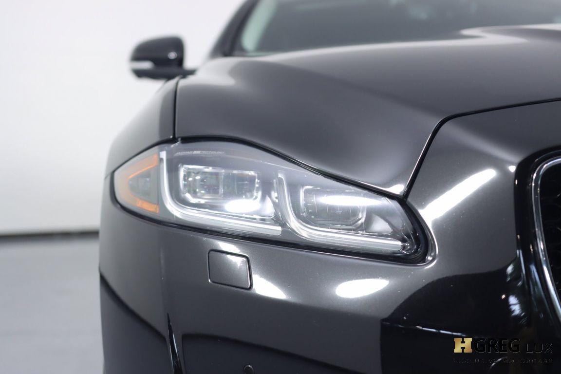 2018 Jaguar XJ XJ R-Sport #4