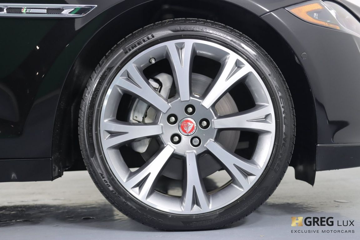 2018 Jaguar XJ XJ R-Sport #12