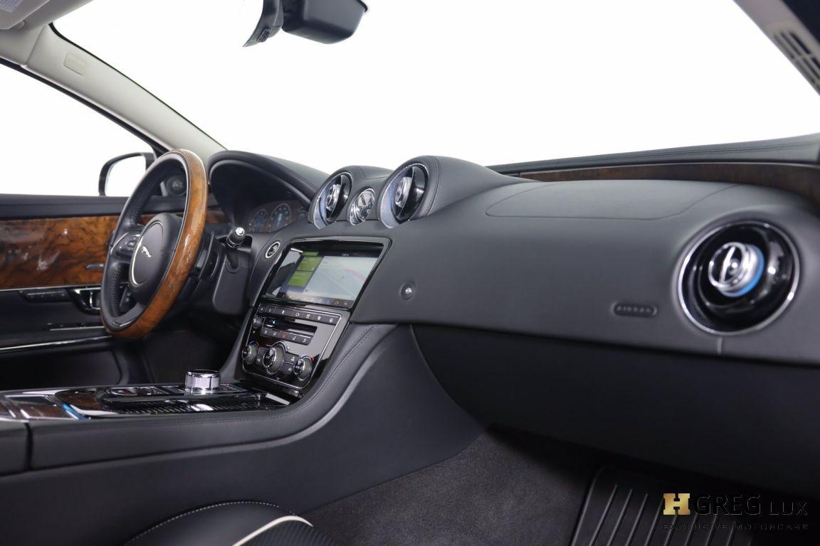 2018 Jaguar XJ XJ R-Sport #28