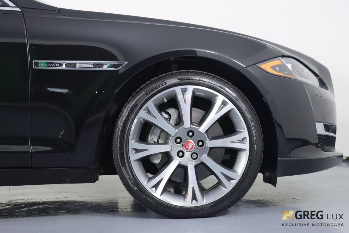 2018 Jaguar XJ XJ R-Sport #11