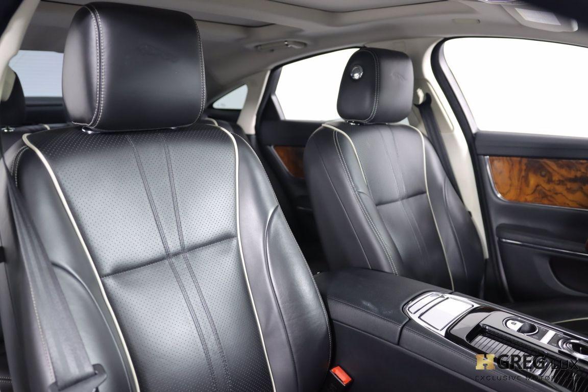 2018 Jaguar XJ XJ R-Sport #32