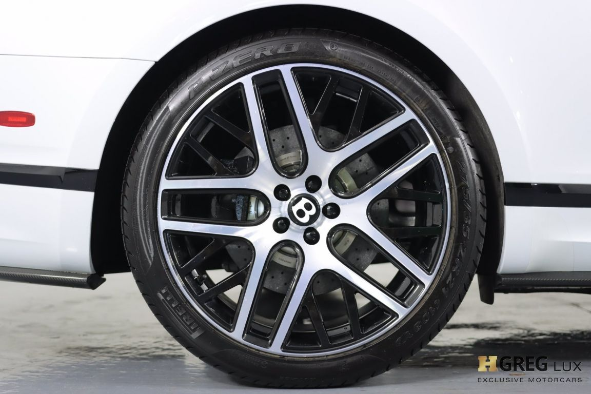 2017 Bentley Continental GT Supersports #14