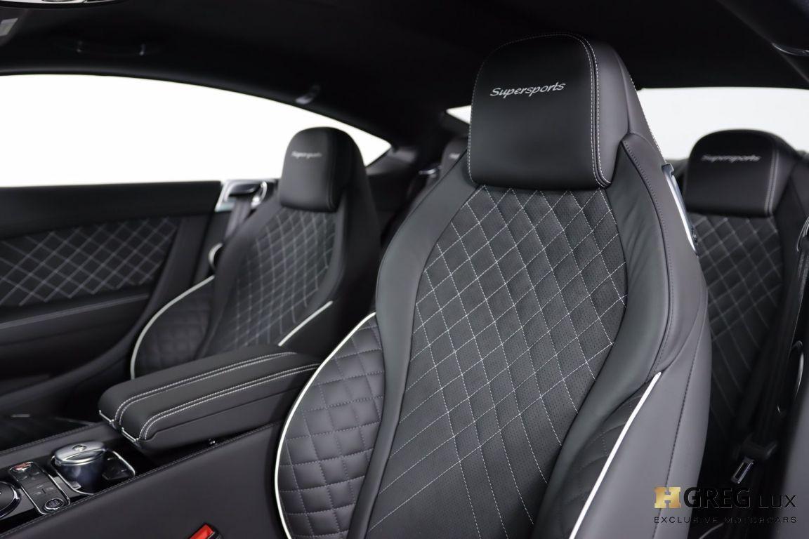 2017 Bentley Continental GT Supersports #2