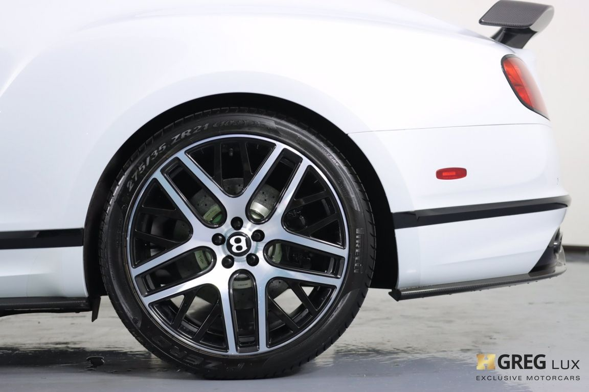 2017 Bentley Continental GT Supersports #23