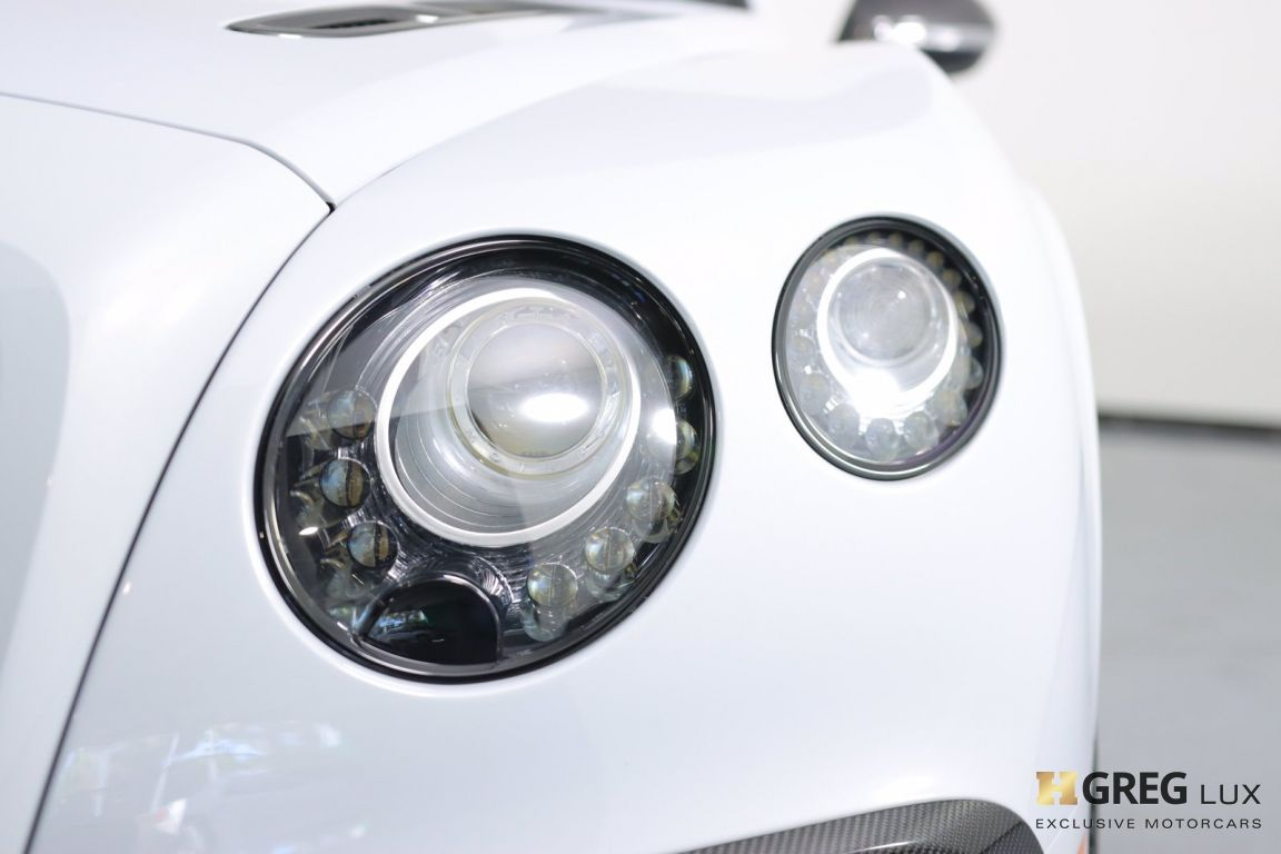 2017 Bentley Continental GT Supersports #5