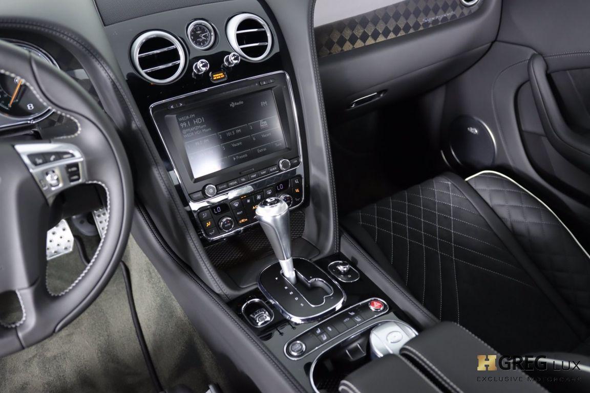 2017 Bentley Continental GT Supersports #38