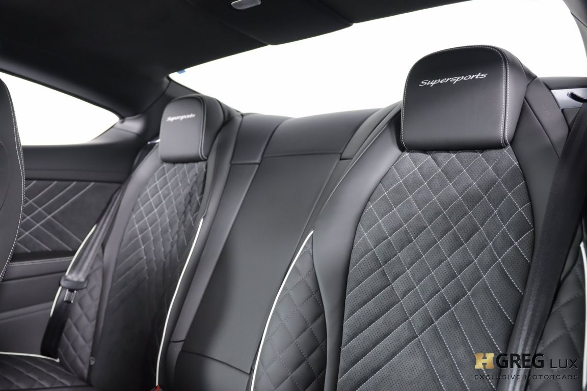 2017 Bentley Continental GT Supersports #29