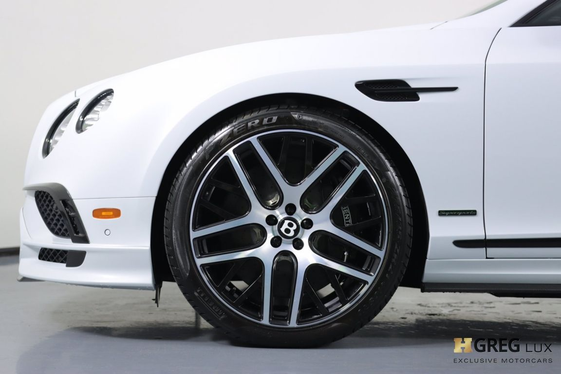 2017 Bentley Continental GT Supersports #21