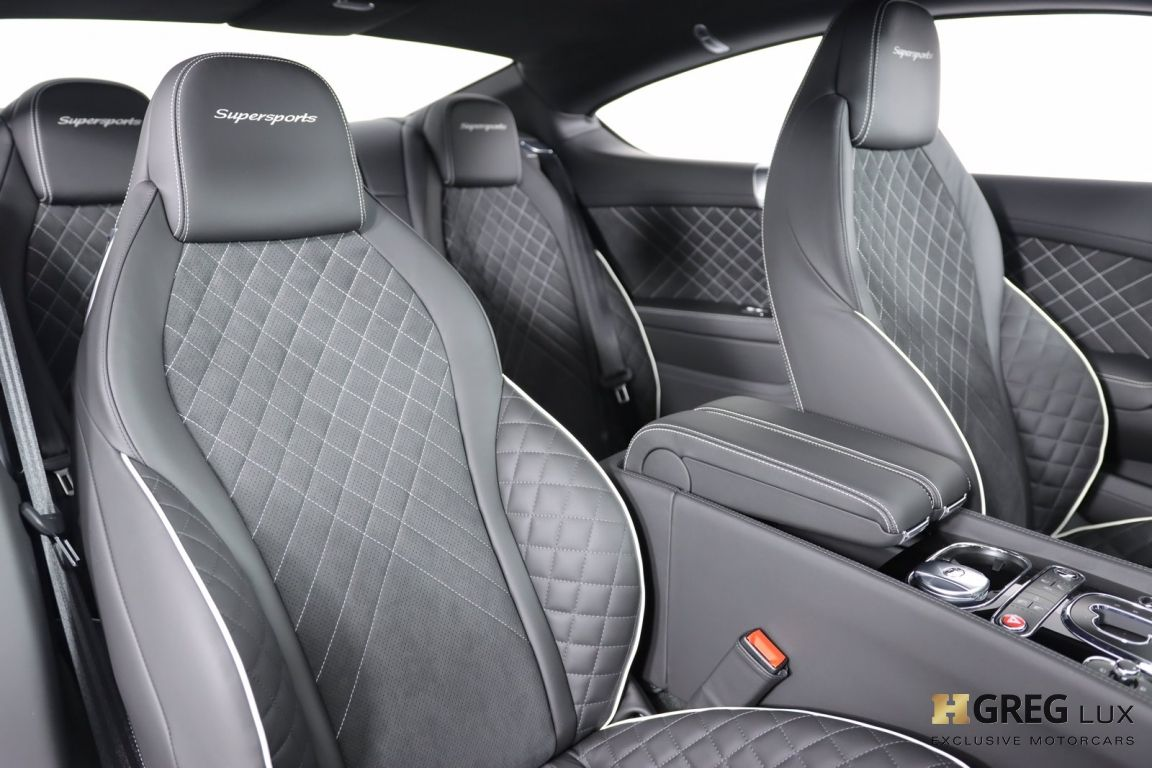 2017 Bentley Continental GT Supersports #31
