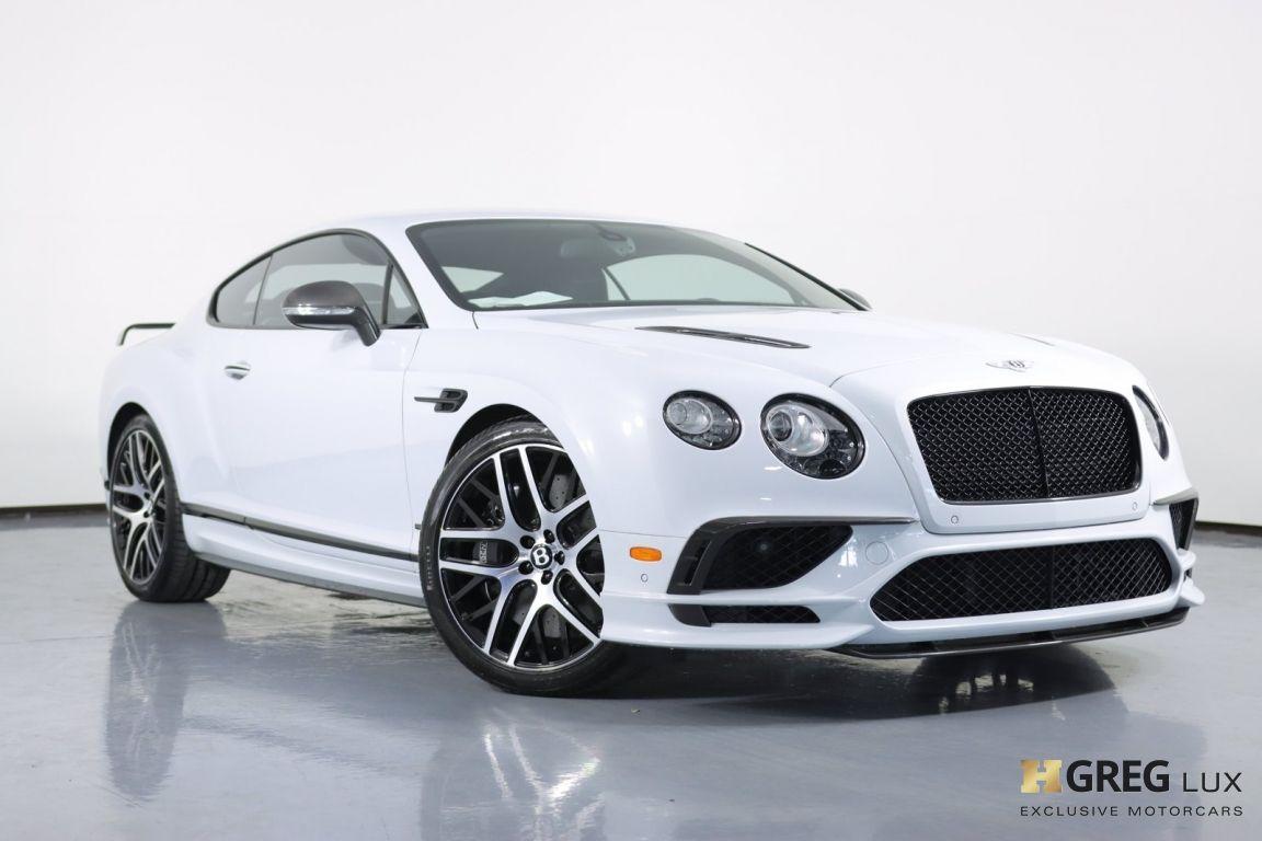 2017 Bentley Continental GT Supersports #26