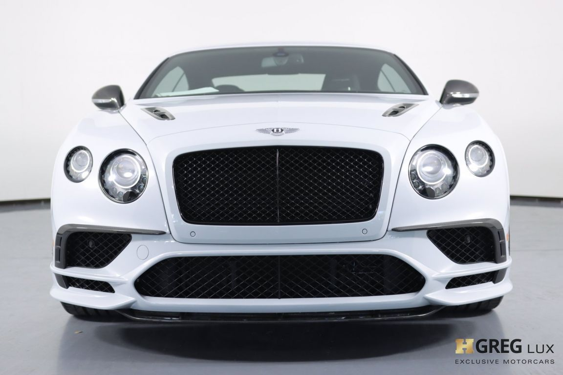 2017 Bentley Continental GT Supersports #3