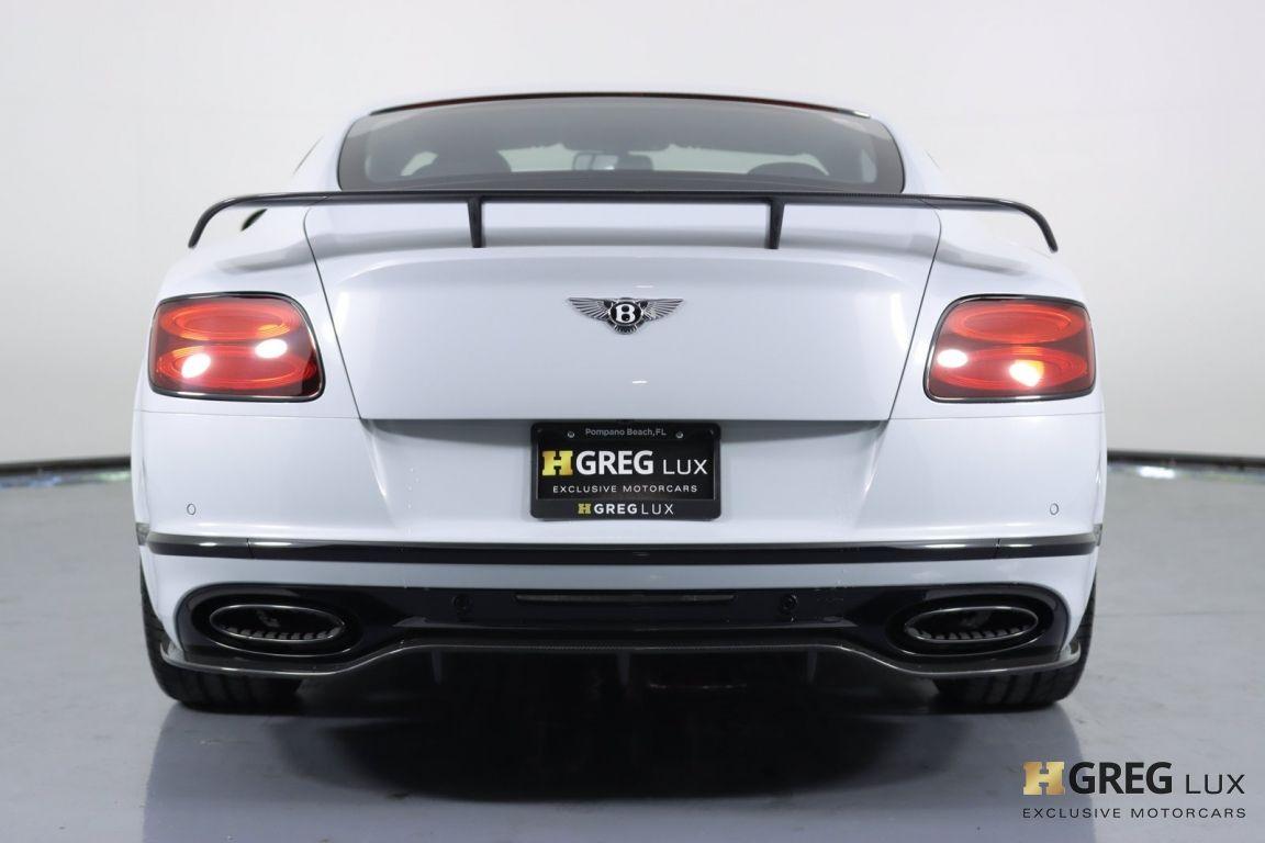 2017 Bentley Continental GT Supersports #16