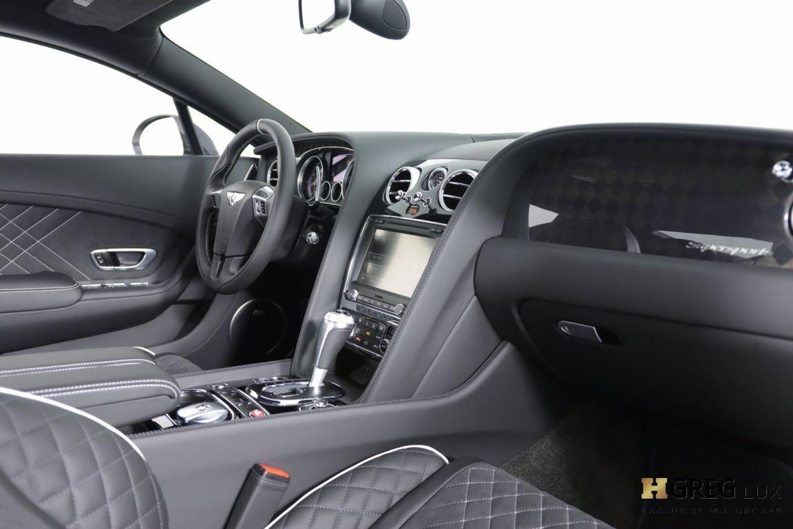 2017 Bentley Continental GT Supersports #27
