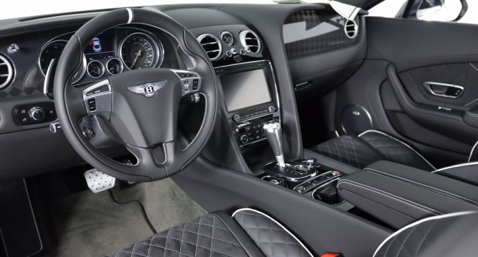 2017 Bentley Continental GT Supersports #1