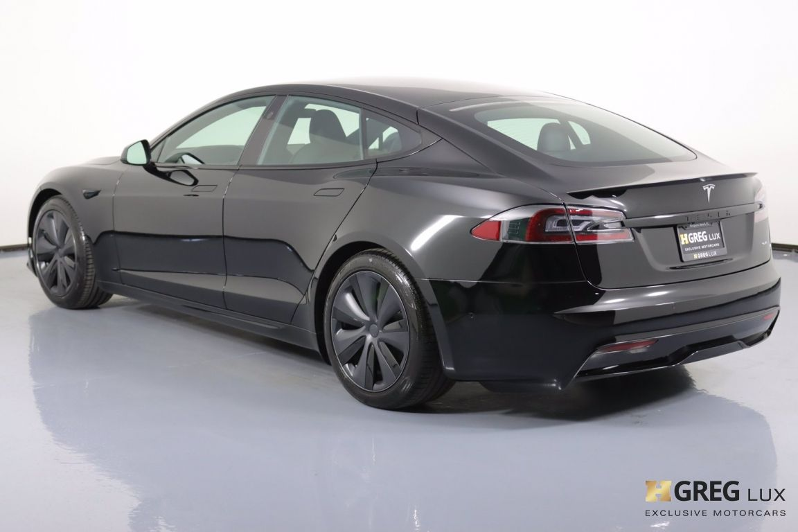 2021 Tesla Model S Plaid #20