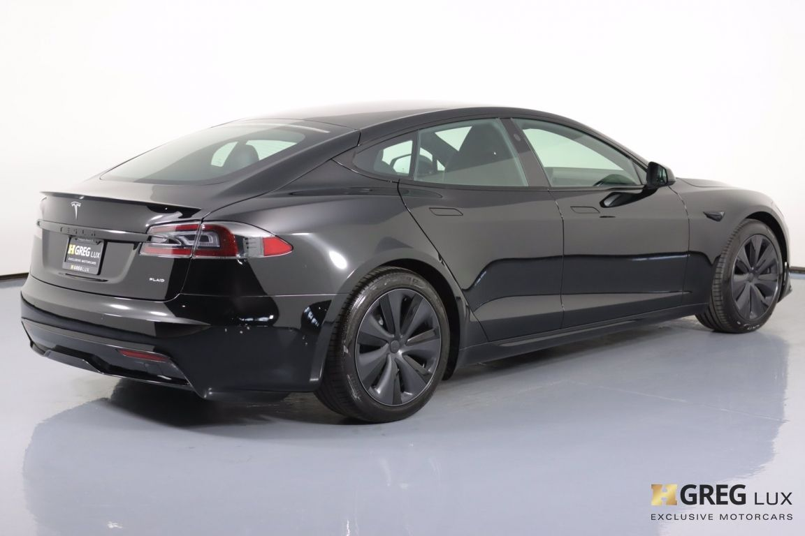 2021 Tesla Model S Plaid #15