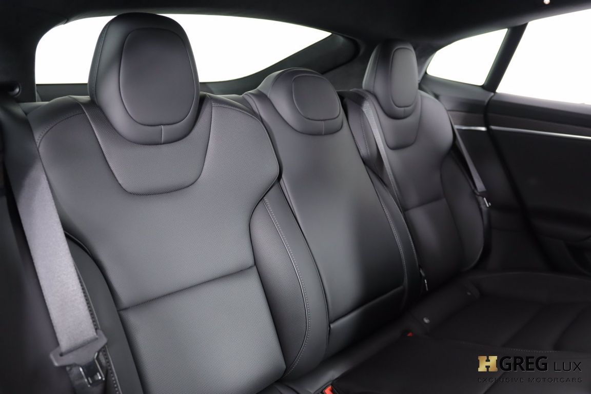 2021 Tesla Model S Plaid #34