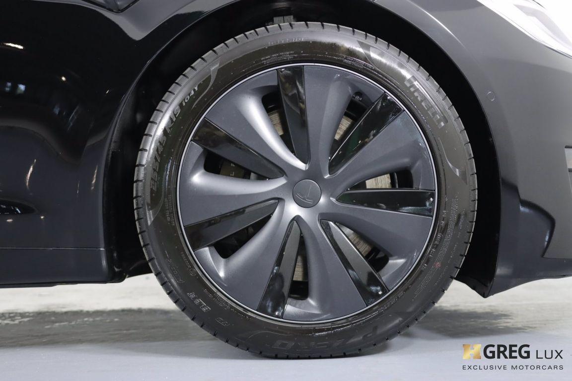 2021 Tesla Model S Plaid #12