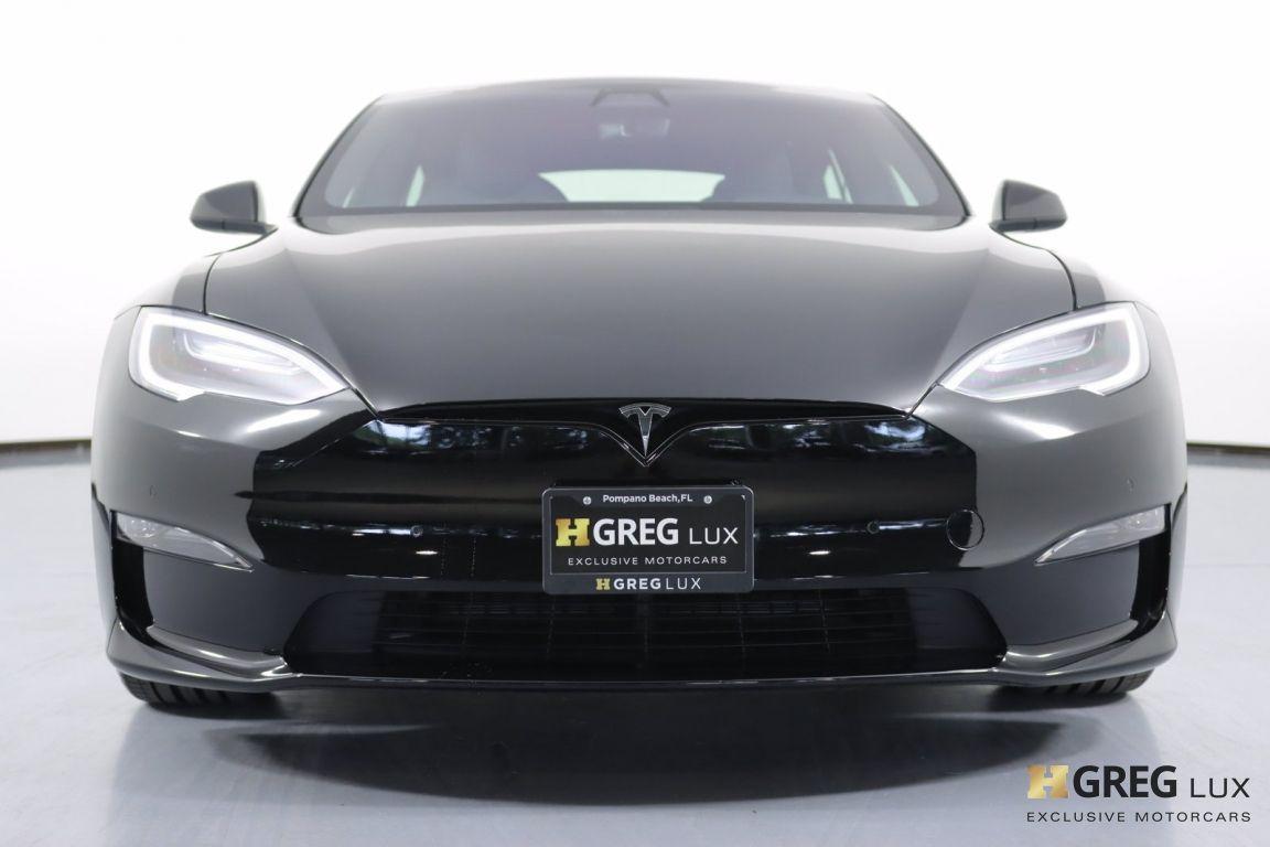 2021 Tesla Model S Plaid #3