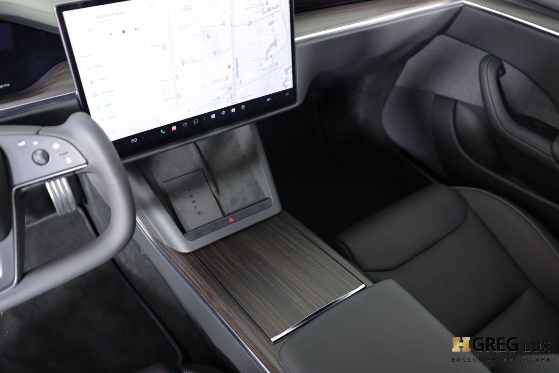 2021 Tesla Model S Plaid #38