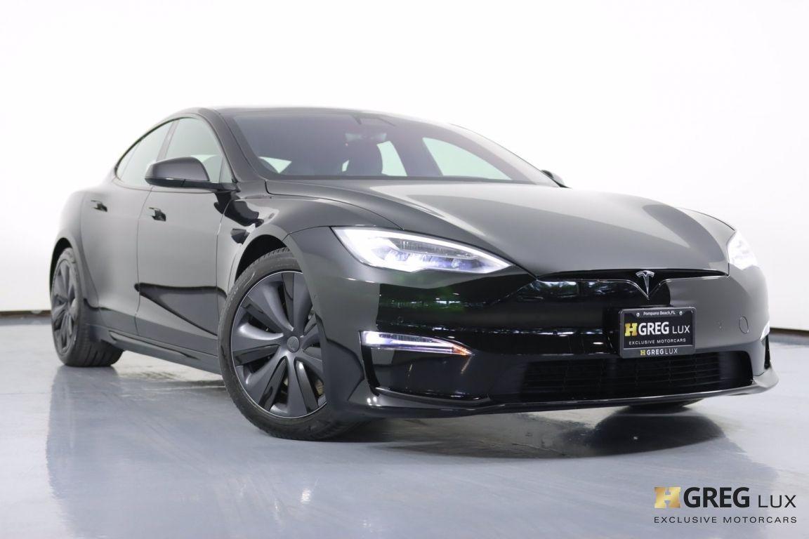 2021 Tesla Model S Plaid #27
