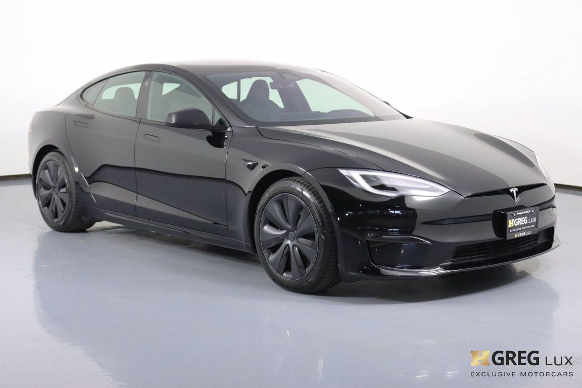 2021 Tesla Model S Plaid #9
