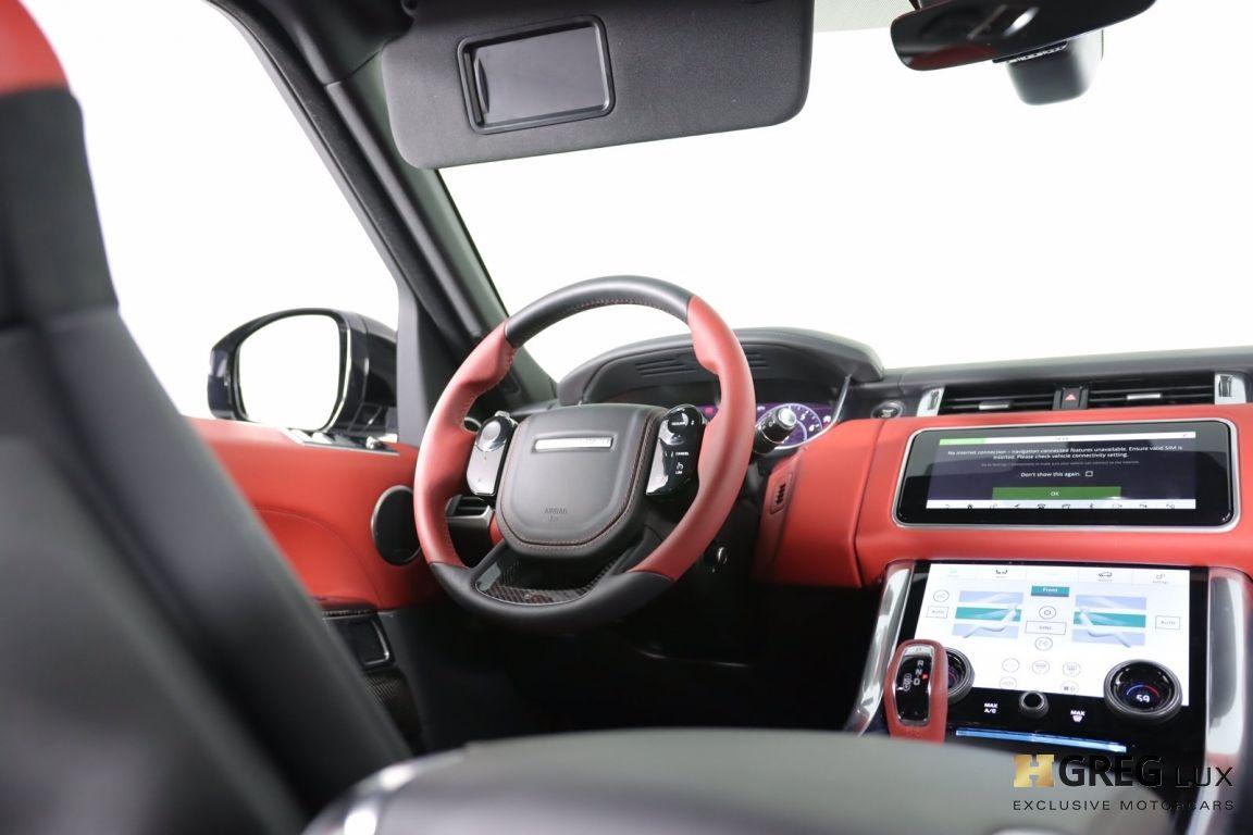 2021 Land Rover Range Rover Sport SVR #46