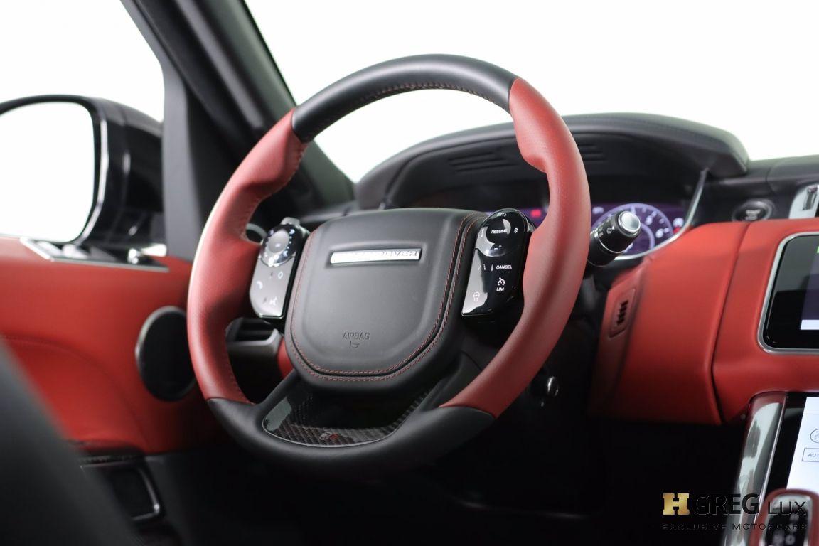 2021 Land Rover Range Rover Sport SVR #47