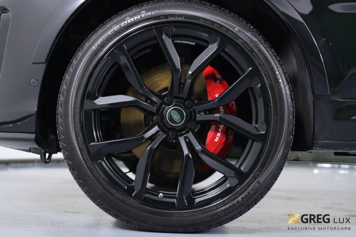 2021 Land Rover Range Rover Sport SVR #23
