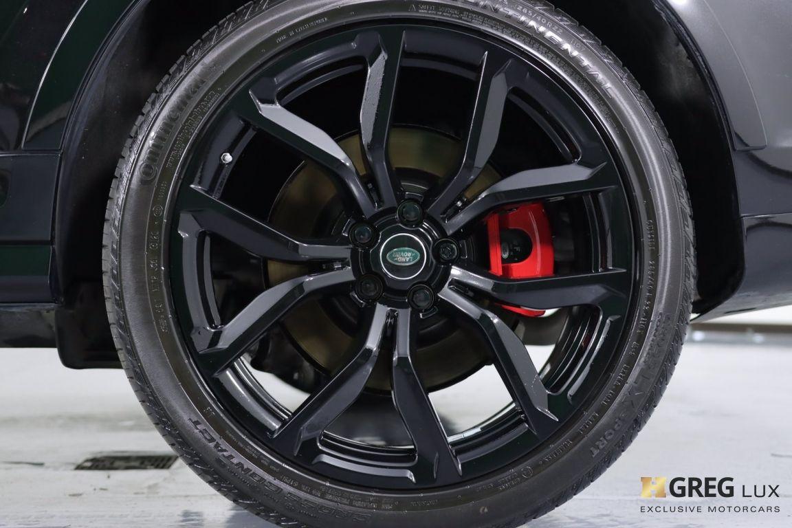 2021 Land Rover Range Rover Sport SVR #25