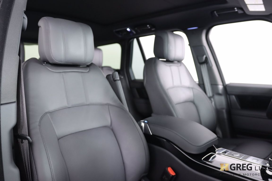 2021 Land Rover Range Rover P525 Westminster #31