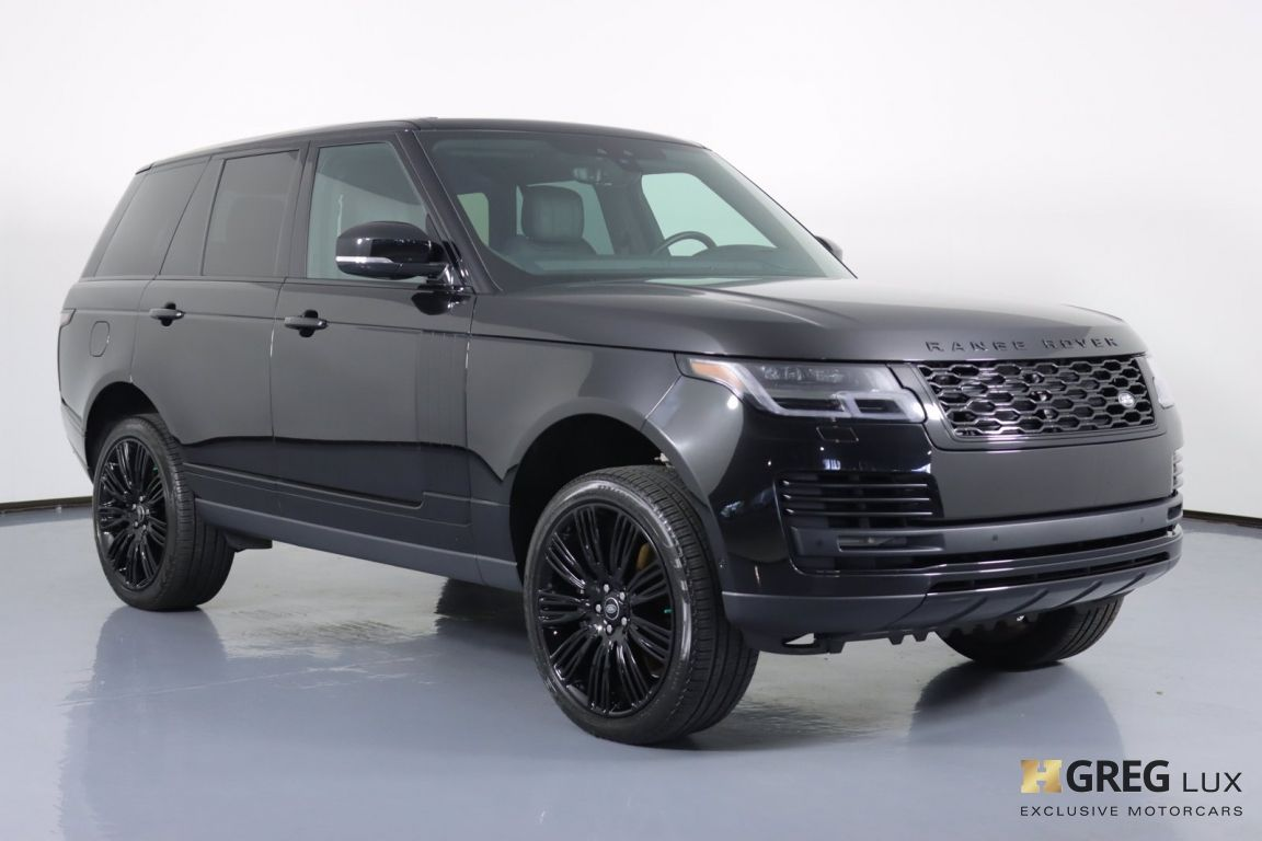 2021 Land Rover Range Rover P525 Westminster #7