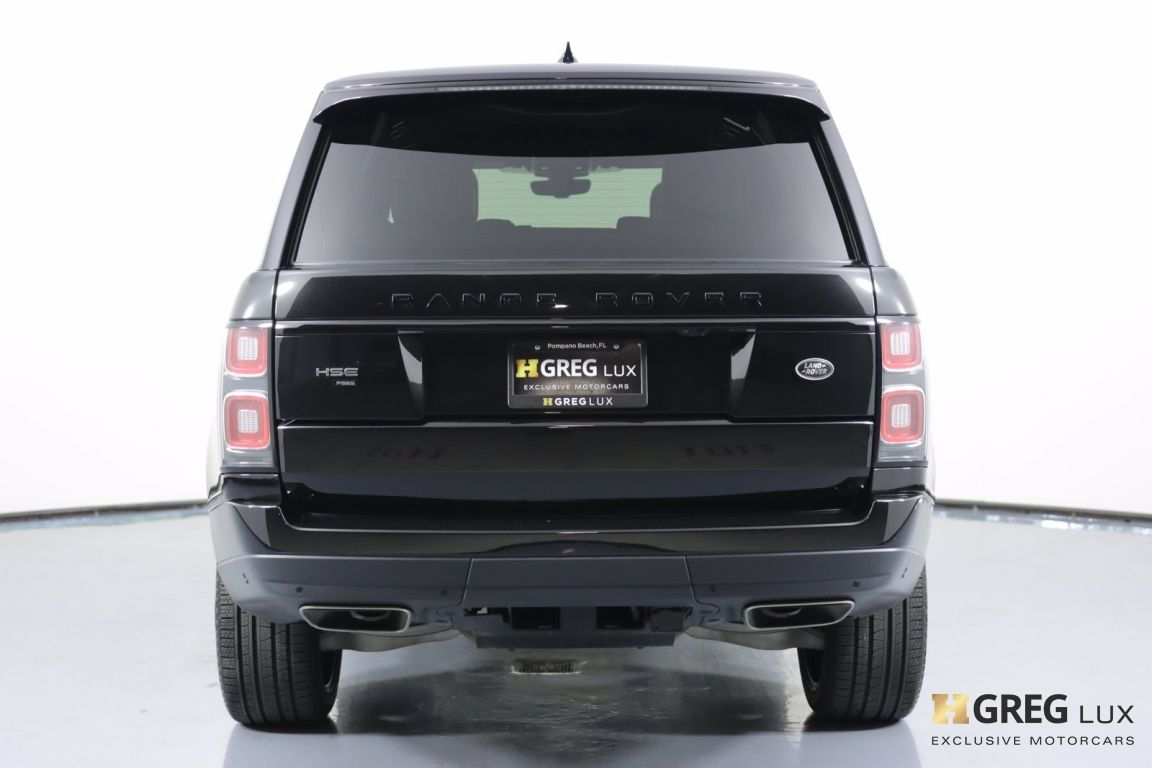 2021 Land Rover Range Rover P525 Westminster #14