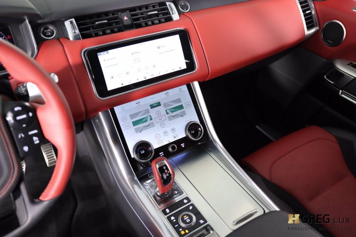 2021 Land Rover Range Rover Sport SVR #39