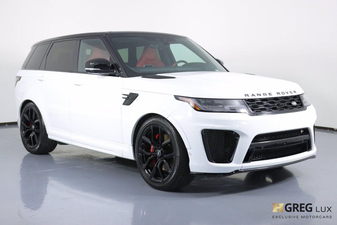 2021 Land Rover Range Rover Sport SVR #9