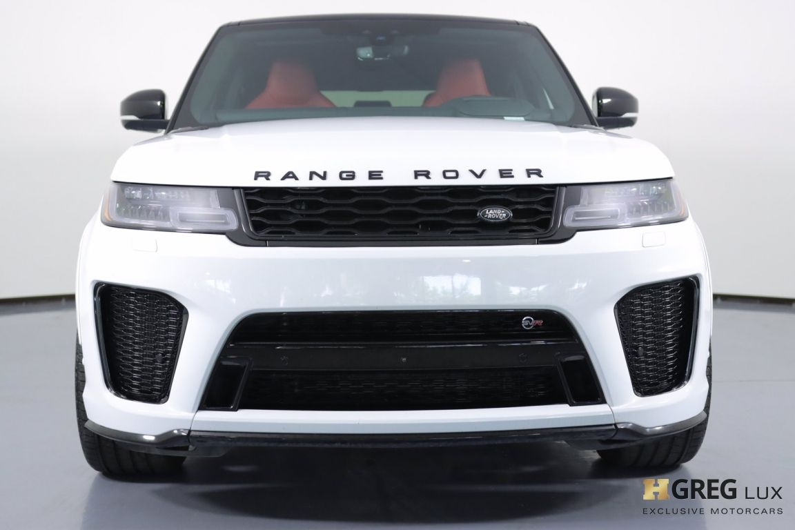 2021 Land Rover Range Rover Sport SVR #3