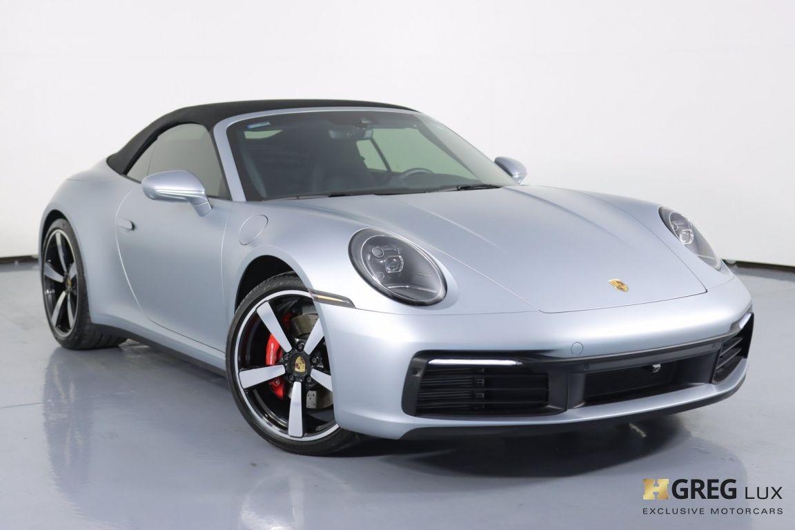 2021 Porsche 911 Carrera S #3