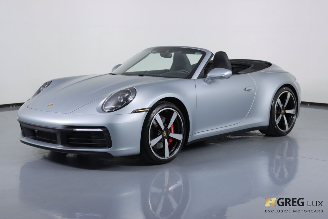 2021 Porsche 911 Carrera S #27