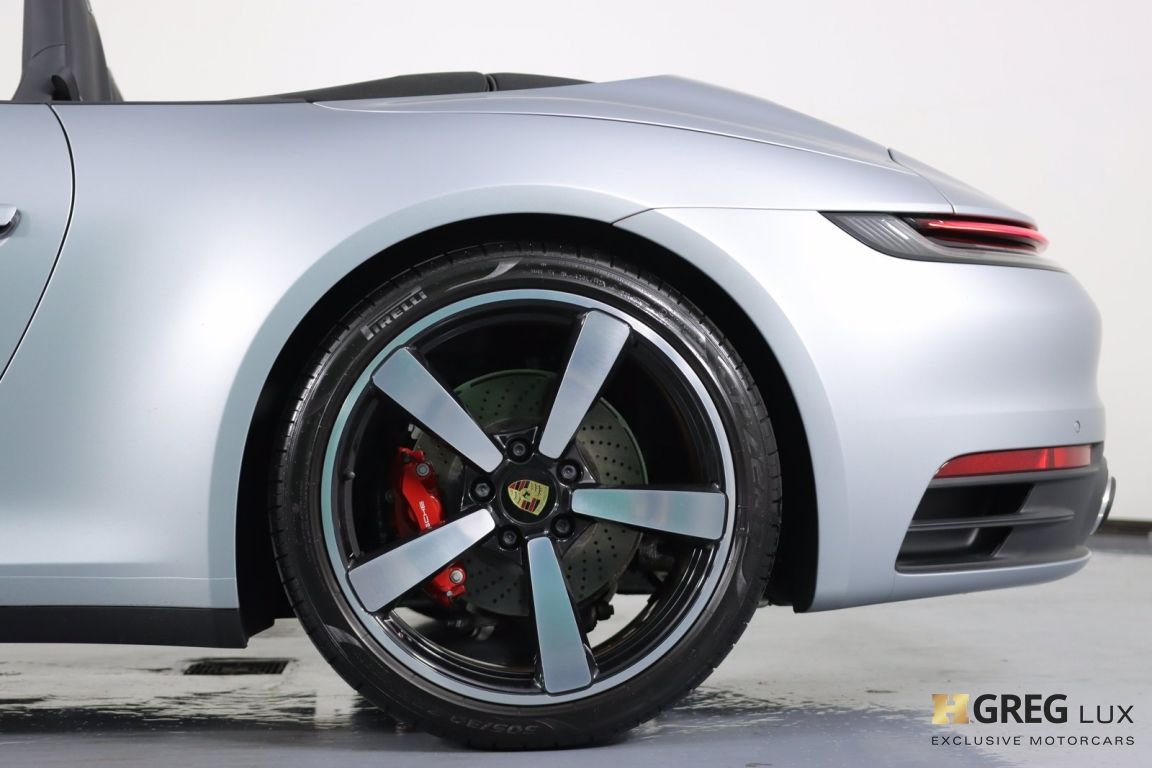 2021 Porsche 911 Carrera S #25