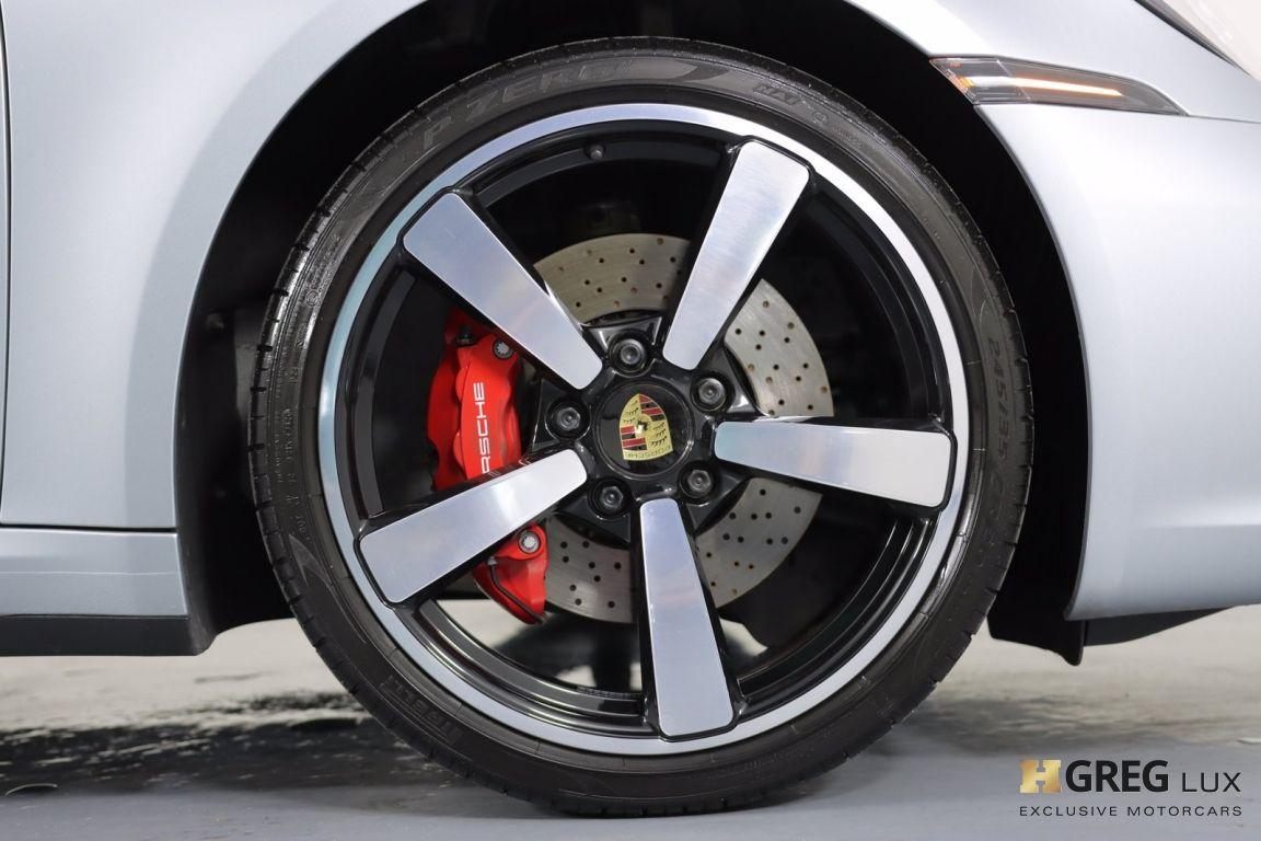 2021 Porsche 911 Carrera S #13