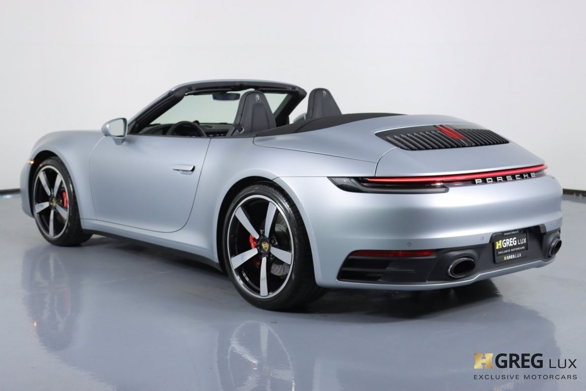 2021 Porsche 911 Carrera S #21